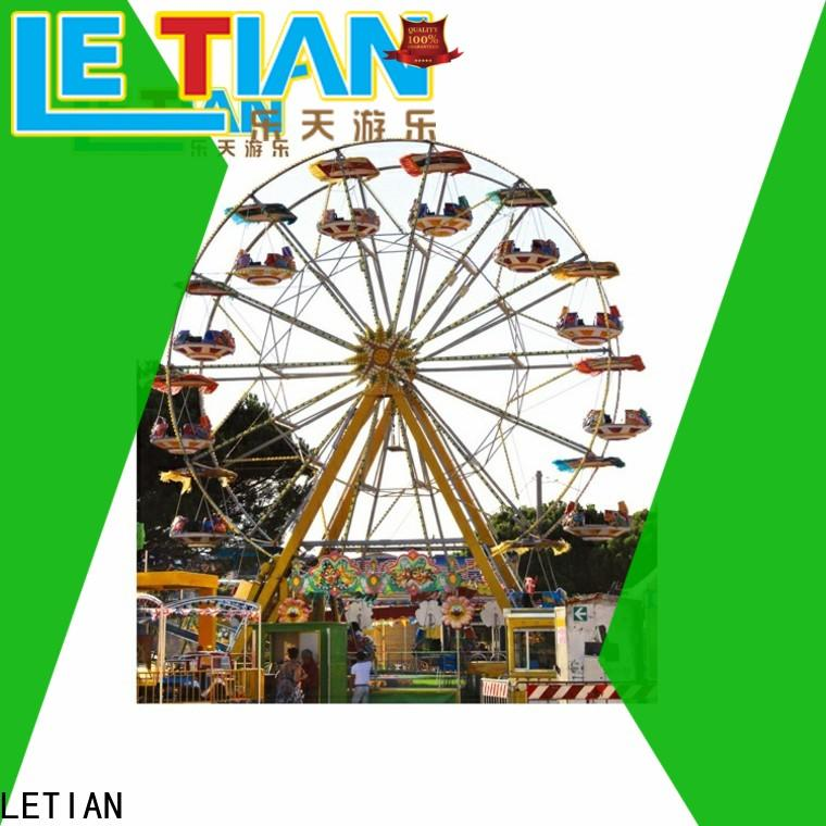 LETIAN design ferris wheel fair for kids playground