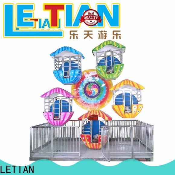 LETIAN fair ferris wheel Suppliers amusement park