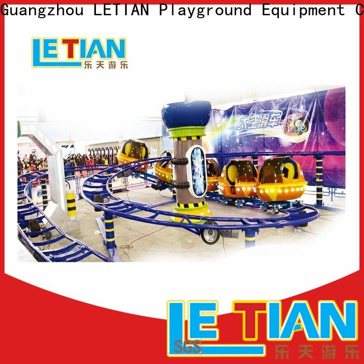 LETIAN park free roller coaster games for kids online factory mall