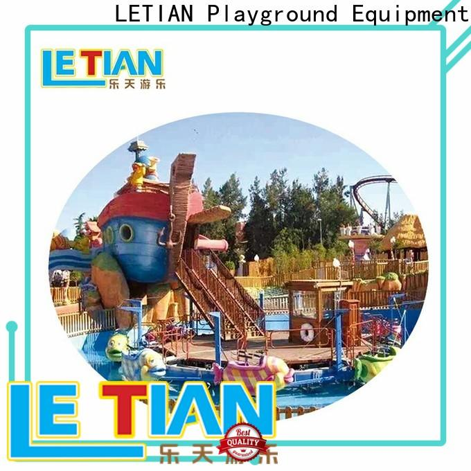 LETIAN roller coaster game 1 factory theme park