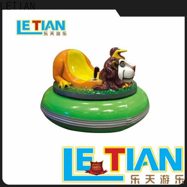 LETIAN car bumper car games factory entertainment