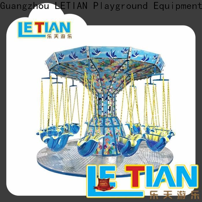 DIY chair swing ride lt7013a factory amusement park