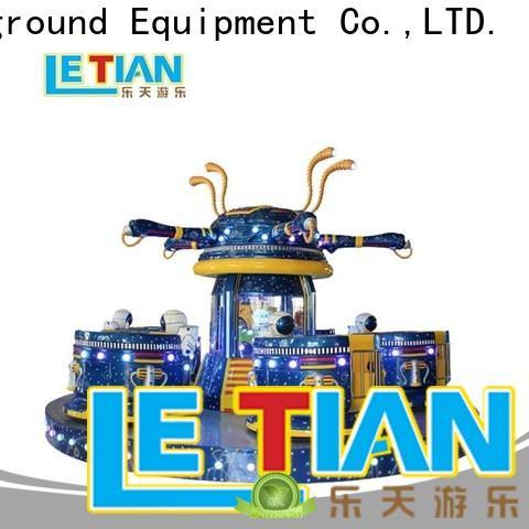 LETIAN amusing spinning teacups supplier theme park