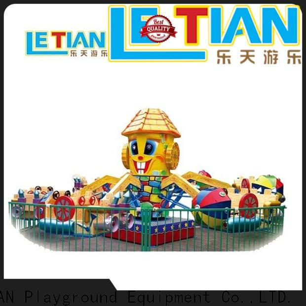 LETIAN children carnival rides factory playground