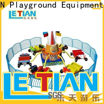 LETIAN theme park rides for kids life squares