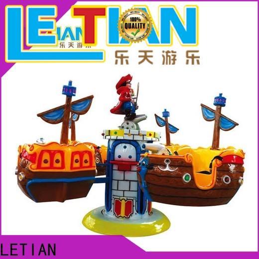 LETIAN design common carnival rides company children's palace