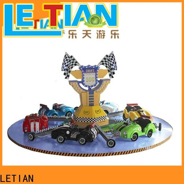 LETIAN operate common carnival rides for sale