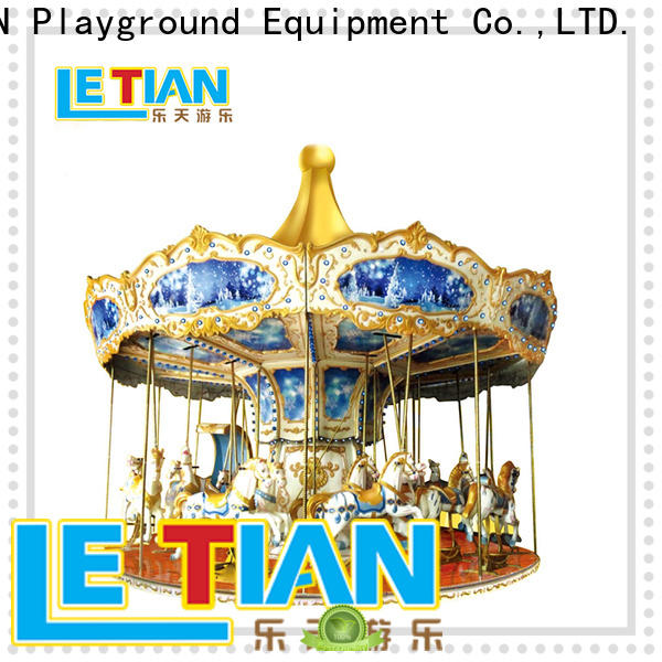 High-quality christmas carousel for sale lt7036a Supply shopping centers