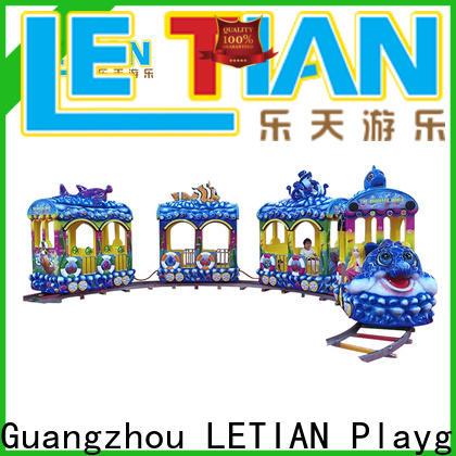 LETIAN lt7084 Kids Train China mall