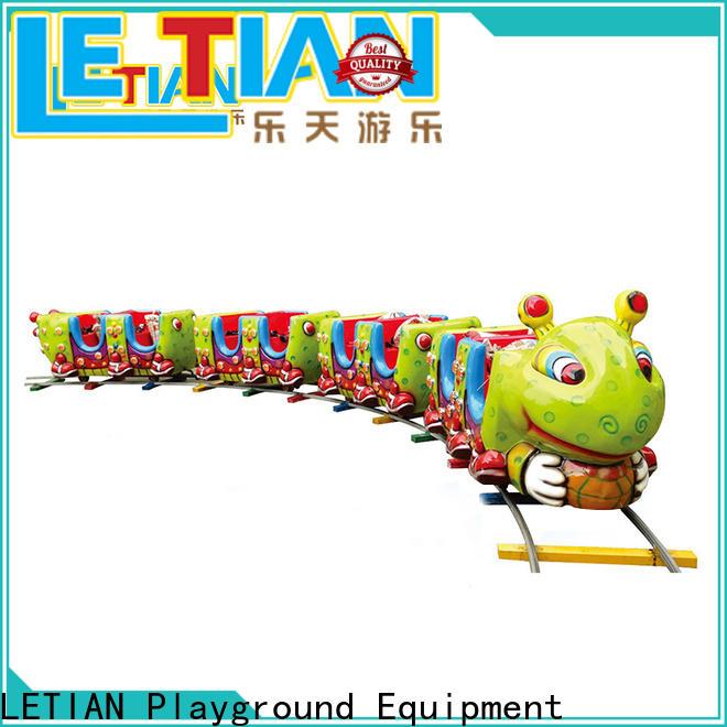 Best Kids Train lt7078a factory park playground