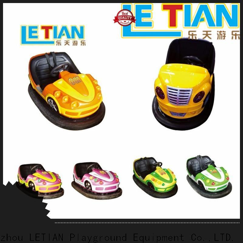 LETIAN park adult bumper cars amusement park