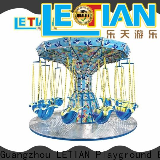 LETIAN children carnival swing ride for business zoo