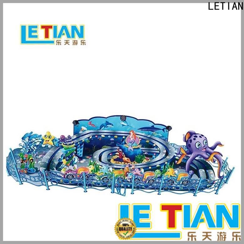 LETIAN funfair indoor amusement park supplier theme park