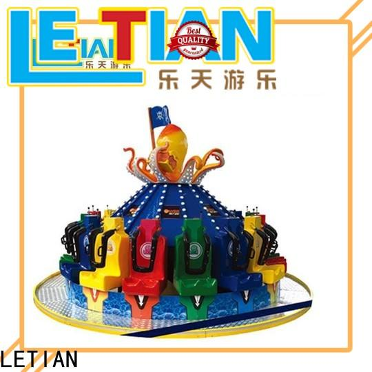 LETIAN rotating cup ride supplier amusement park