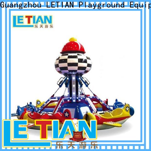 LETIAN New carnival rides Supply children's palace