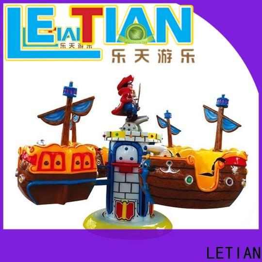LETIAN good quality amusement rides for sale factory children's palace