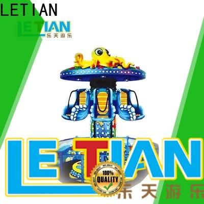 LETIAN outdoor new carnival rides manufacturer life squares