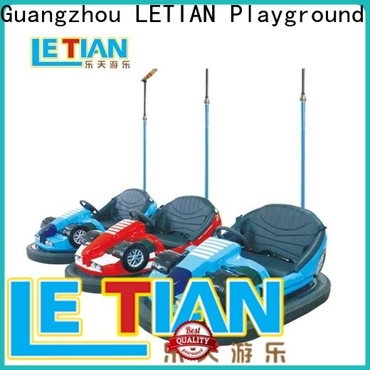 LETIAN made indoor bumper cars zoo