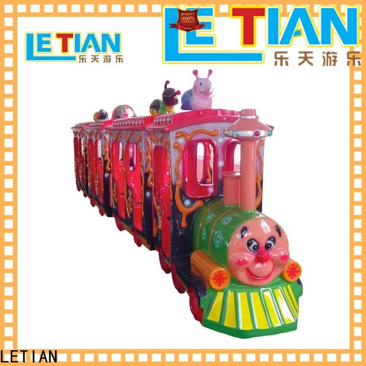 small train amusement park sightseeing for kids park playground