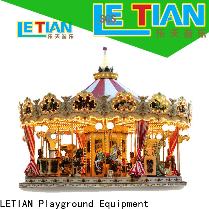 LETIAN amusement amusement rides in china customized shopping centers
