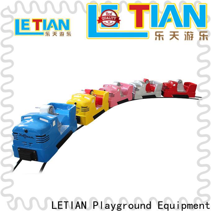 LETIAN Top amusement train manufacturers life squares