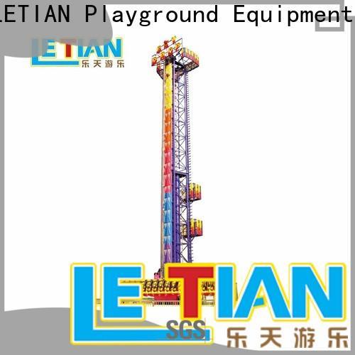 LETIAN stable park ride factory amusement park