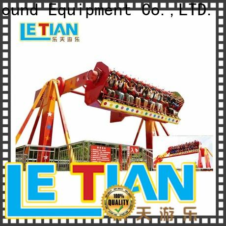 LETIAN exciting extreme theme park wholesale entertainment