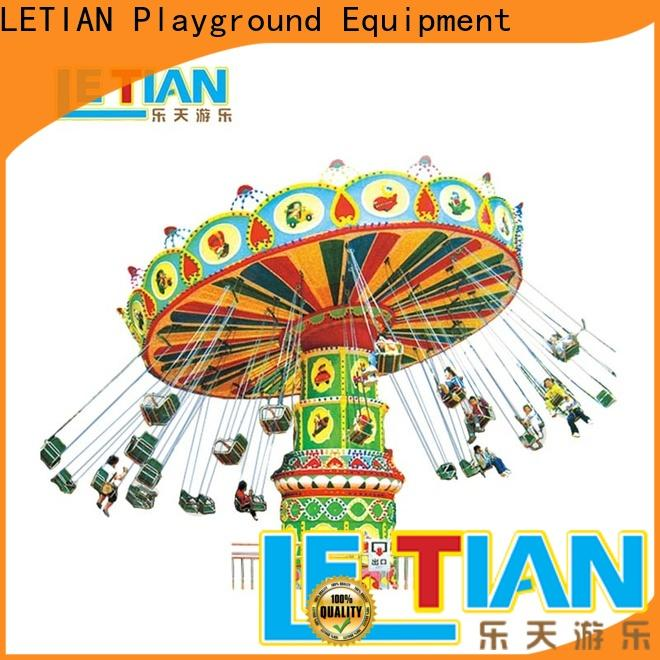 LETIAN flying flying chair ride Supply zoo