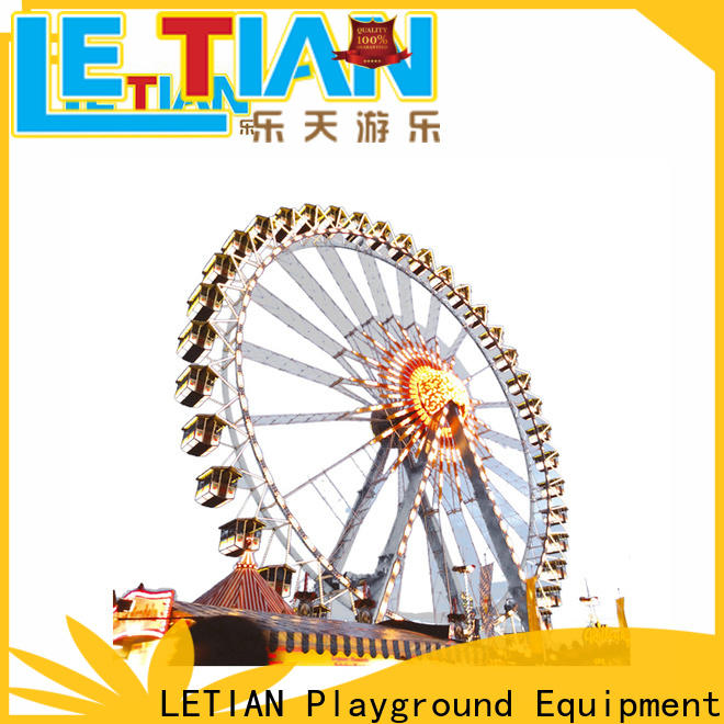 giant kids ferris wheel doublesided company playground