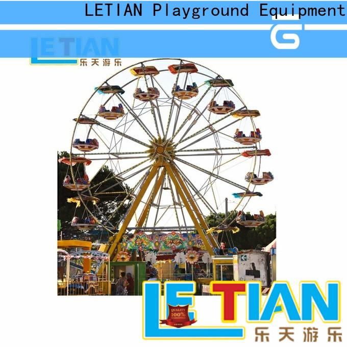 LETIAN New fair ferris wheel Supply amusement park