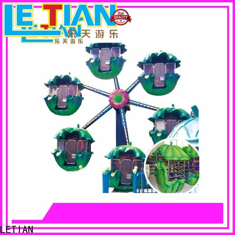 LETIAN design best ferris wheels for kids amusement park