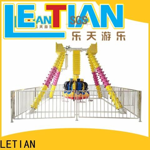 LETIAN equipment big pendulum for kids children's palace