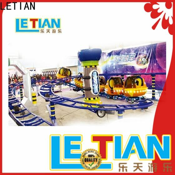 LETIAN Factory made roller coaster sim games for student playground