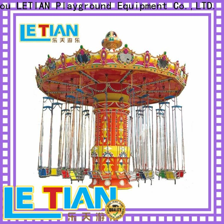 LETIAN Wholesale carnival swing ride Supply theme park