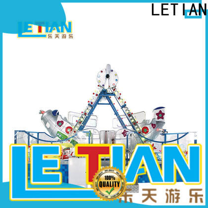 LETIAN 16 pirate ride for kids theme park