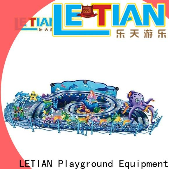 LETIAN lt7065b outdoor playground equipment facility amusement park