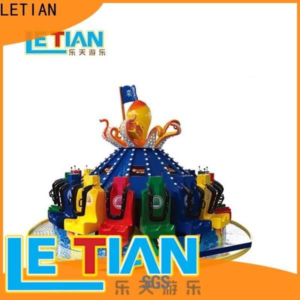 LETIAN design types of amusement park rides factory amusement park