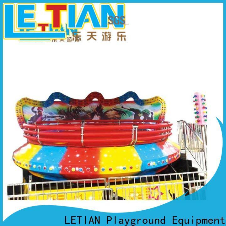 amusing spinning teacups funfair supplier entertainment
