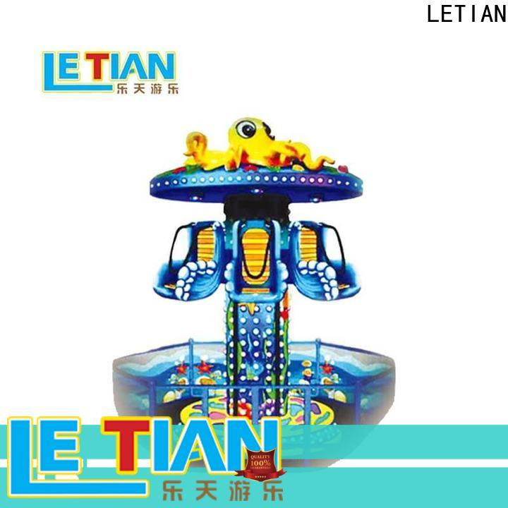 LETIAN new carnival rides for kids park