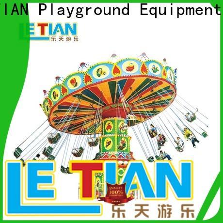 LETIAN Best amusement park swing ride manufacturers fairground