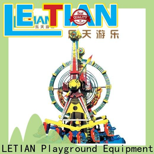 LETIAN machine big pendulum Suppliers children's palace