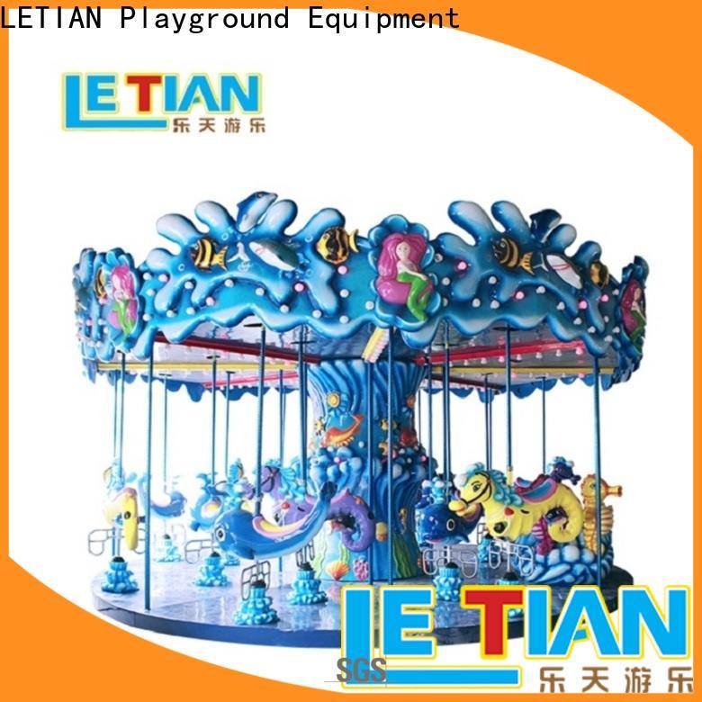LETIAN lt7034a carousel for sale Supply fairground