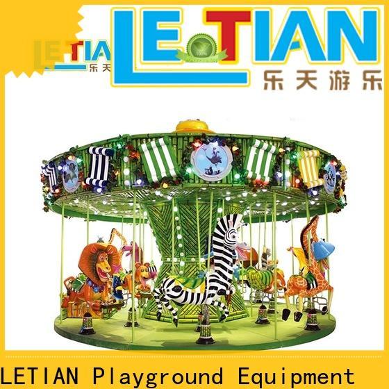 New kids carousel lt7037a for kids fairground