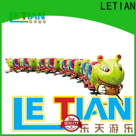 LETIAN small trains for parks for business children's palace