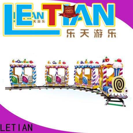 mechanical train amusement park lt7085a factory park playground