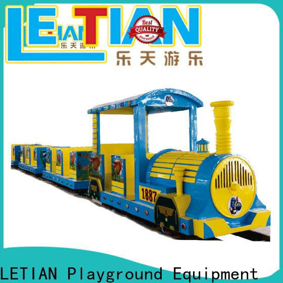 LETIAN sea amusement park train rides for business children's palace