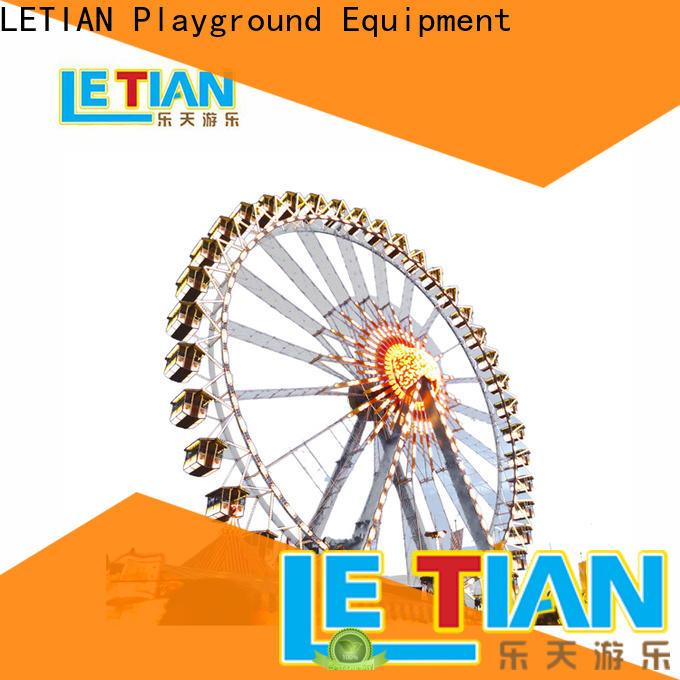 LETIAN safe ferris wheel for kids factory entertainment