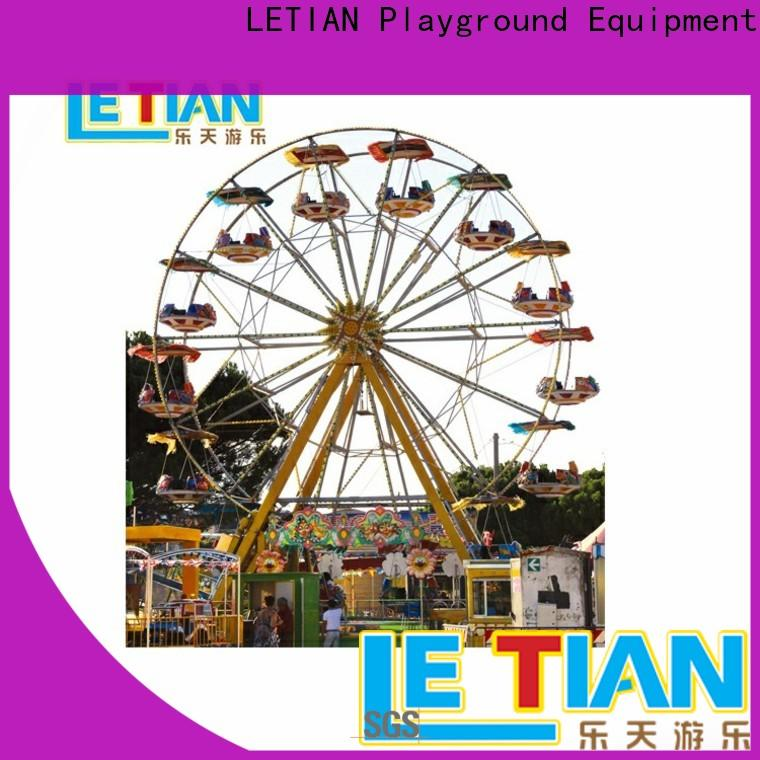 LETIAN ride ferris wheel fair factory entertainment