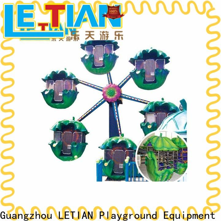 LETIAN wheel best ferris wheels company amusement park
