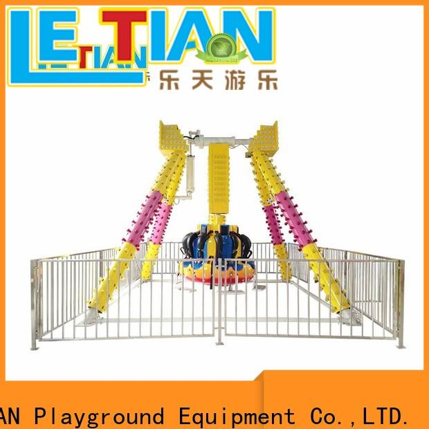 LETIAN Top big pendulum ride tourist park playground